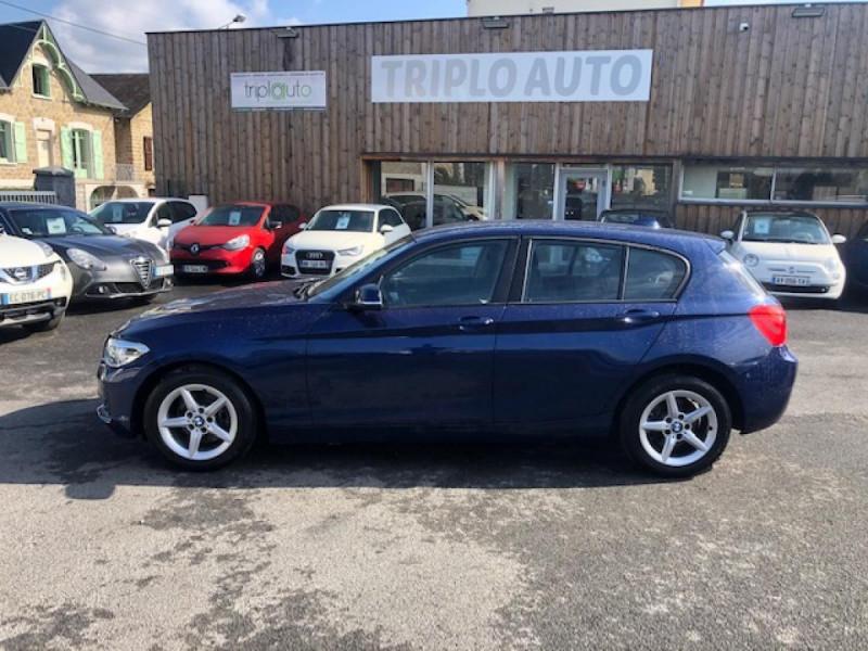 Photo 2 de l'offre de BMW SERIE 1 116D  F20 LOUNGE   NAV à 14990€ chez Triplo auto