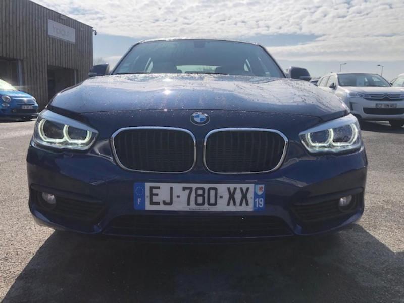 Photo 9 de l'offre de BMW SERIE 1 116D  F20 LOUNGE   NAV à 14990€ chez Triplo auto