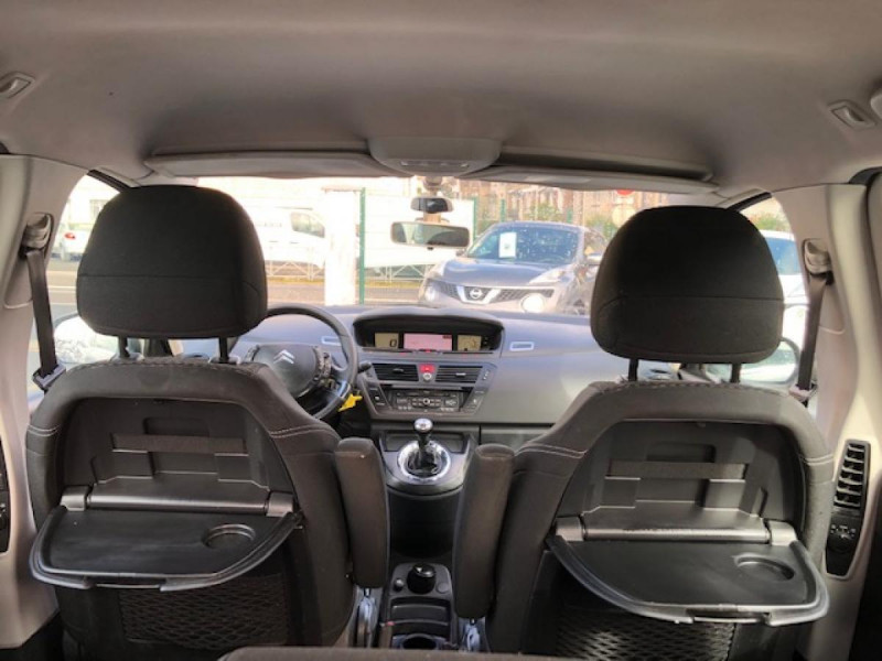 Photo 9 de l'offre de CITROEN C4 PICASSO 1.6 HDI 16V FAP - 110  MONOSPACE MILLENIUM  à 4250€ chez Triplo auto