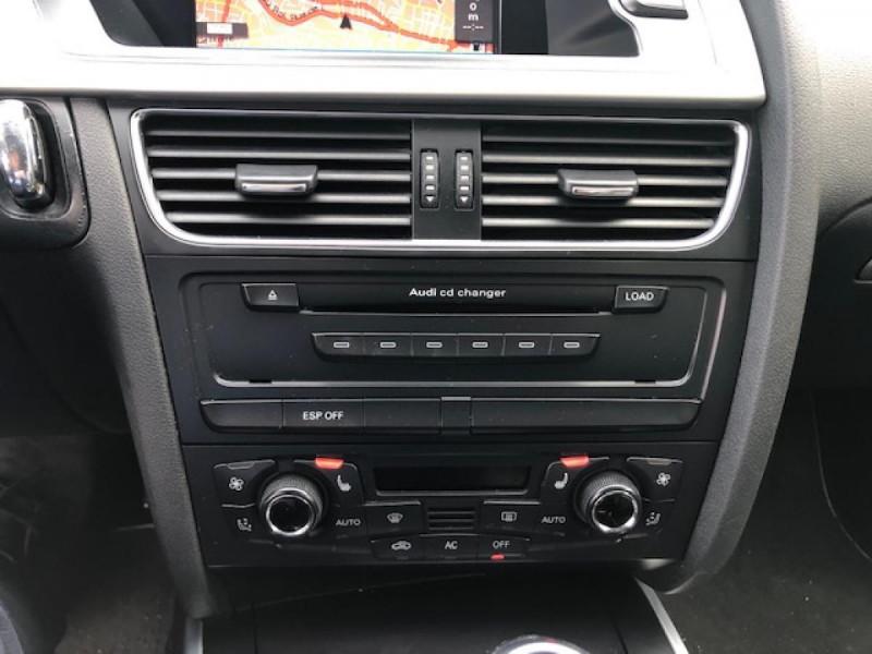 Photo 20 de l'offre de AUDI A5  QUATTRO 3.0 V6 TDI DPF - 240  COUPE S LINE  à 11490€ chez Triplo auto