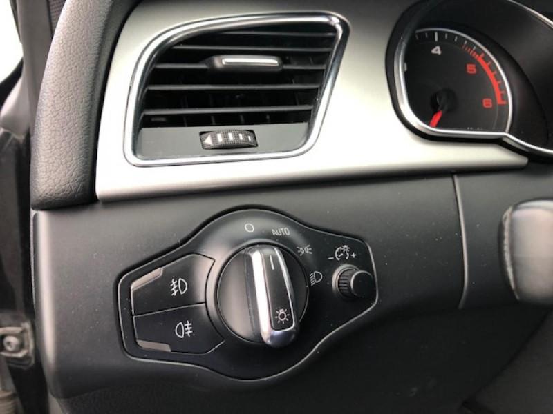 Photo 15 de l'offre de AUDI A5  QUATTRO 3.0 V6 TDI DPF - 240  COUPE S LINE  à 11490€ chez Triplo auto