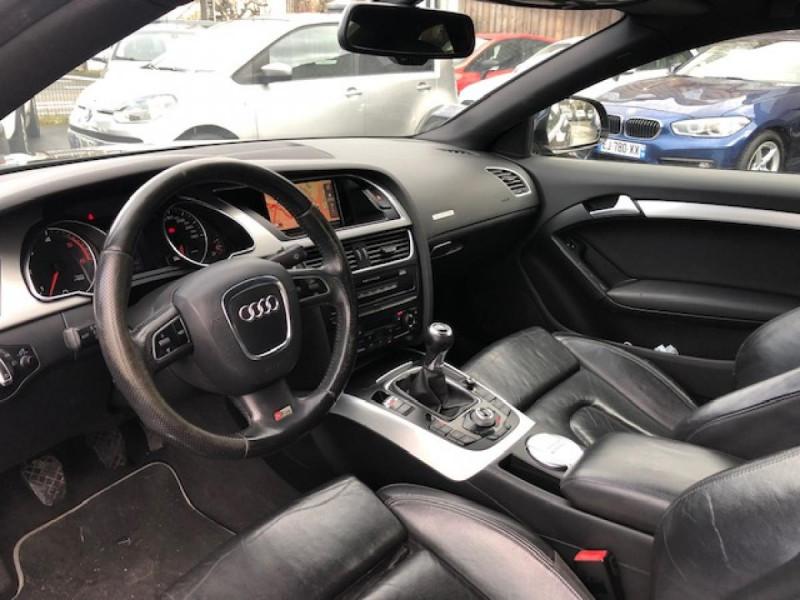 Photo 13 de l'offre de AUDI A5  QUATTRO 3.0 V6 TDI DPF - 240  COUPE S LINE  à 11490€ chez Triplo auto