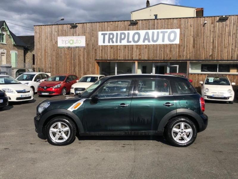 Photo 2 de l'offre de MINI MINI COUNTRYMAN 1.6 D FAP - 112  COOPER D à 8990€ chez Triplo auto