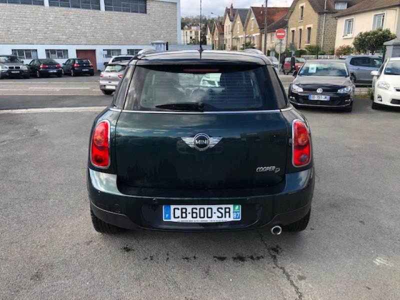 Photo 4 de l'offre de MINI MINI COUNTRYMAN 1.6 D FAP - 112  COOPER D à 8990€ chez Triplo auto