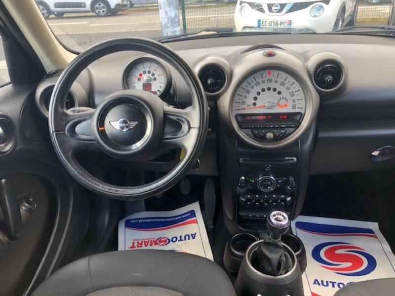 Photo 16 de l'offre de MINI MINI COUNTRYMAN 1.6 D FAP - 112  COOPER D à 8990€ chez Triplo auto