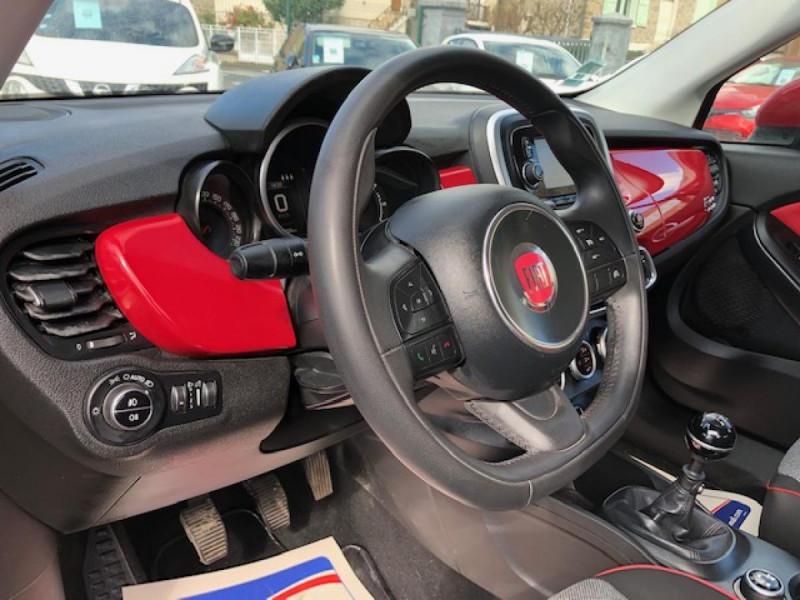 Photo 16 de l'offre de FIAT 500X FIAT 1.3 MULTIJET 16V - 95 S&S X BERLINE POPSTAR BUSINESS  à 12990€ chez Triplo auto
