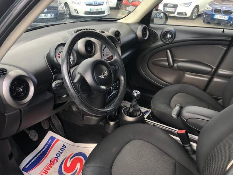 Photo 12 de l'offre de MINI MINI COUNTRYMAN 1.6 D FAP - 112  COOPER D à 8990€ chez Triplo auto