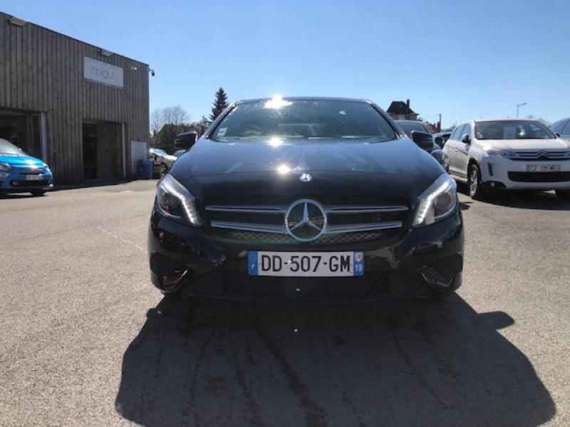Photo 8 de l'offre de MERCEDES-BENZ CLASSE A A 200 CDI FAP BLUEEFFICIENCY  SENSATION  à 12990€ chez Triplo auto