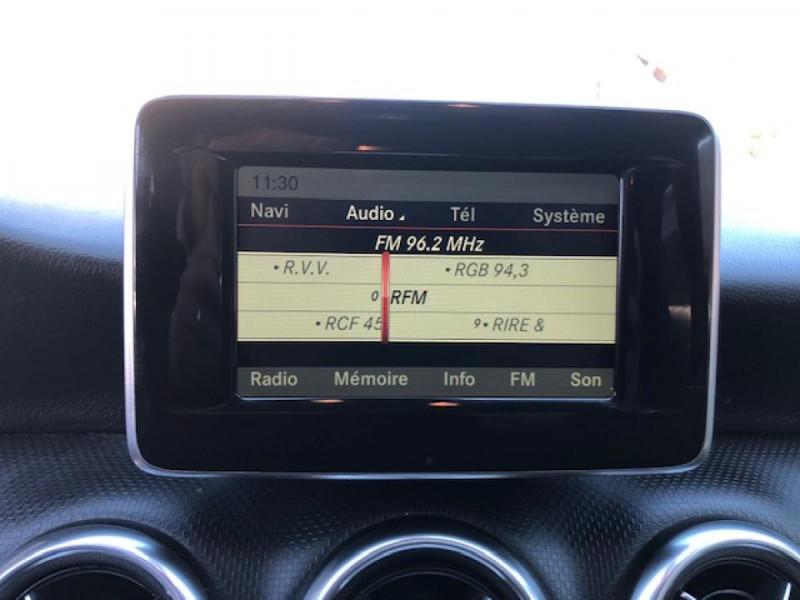 Photo 19 de l'offre de MERCEDES-BENZ CLASSE A A 200 CDI FAP BLUEEFFICIENCY  SENSATION  à 12990€ chez Triplo auto