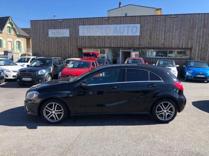 Photo 2 de l'offre de MERCEDES-BENZ CLASSE A A 200 CDI FAP BLUEEFFICIENCY  SENSATION  à 12990€ chez Triplo auto