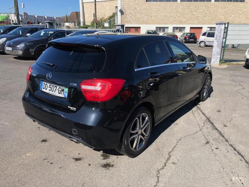 Photo 5 de l'offre de MERCEDES-BENZ CLASSE A A 200 CDI FAP BLUEEFFICIENCY  SENSATION  à 12990€ chez Triplo auto