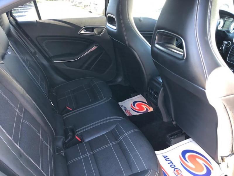 Photo 10 de l'offre de MERCEDES-BENZ CLASSE A A 200 CDI FAP BLUEEFFICIENCY  SENSATION  à 12990€ chez Triplo auto