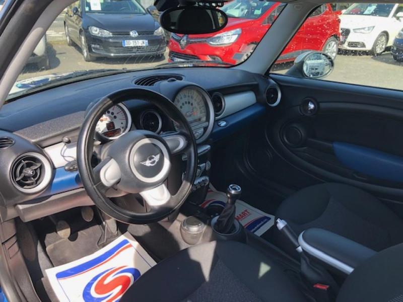 Photo 15 de l'offre de MINI MINI CLUBMAN COOPER D 1.6D110   à 6750€ chez Triplo auto