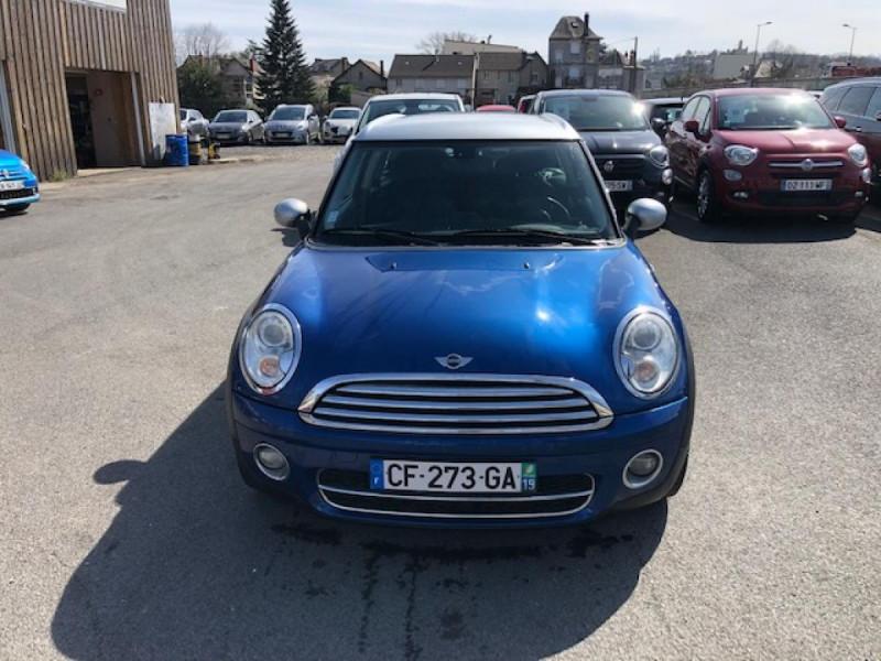 Photo 8 de l'offre de MINI MINI CLUBMAN COOPER D 1.6D110   à 6750€ chez Triplo auto