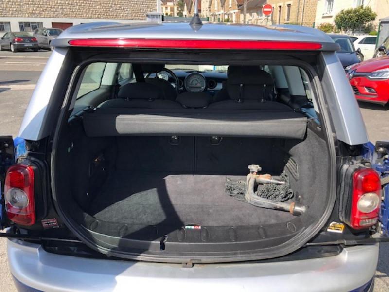 Photo 9 de l'offre de MINI MINI CLUBMAN COOPER D 1.6D110   à 6750€ chez Triplo auto