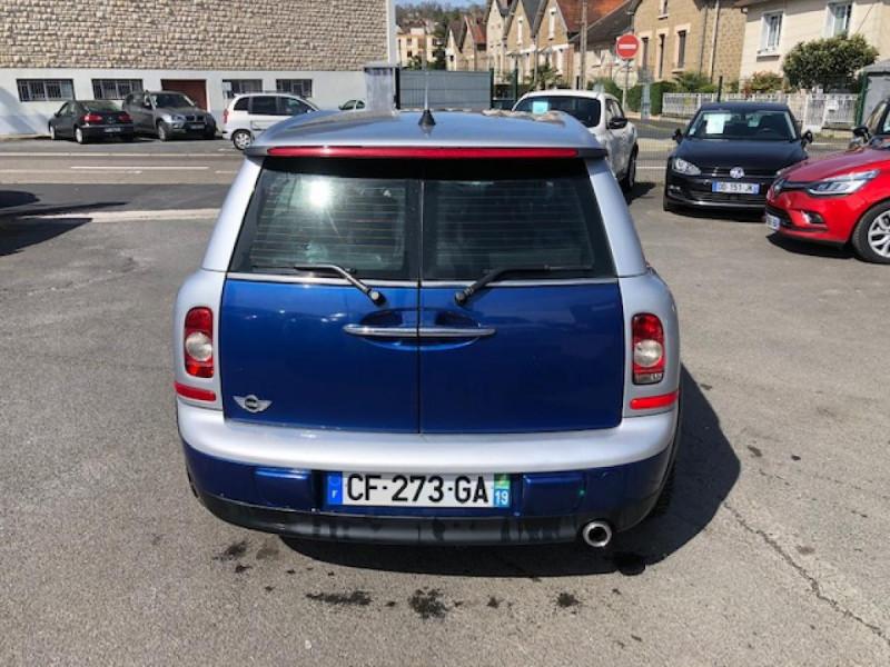 Photo 4 de l'offre de MINI MINI CLUBMAN COOPER D 1.6D110   à 6750€ chez Triplo auto