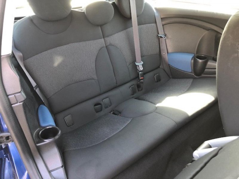 Photo 11 de l'offre de MINI MINI CLUBMAN COOPER D 1.6D110   à 6750€ chez Triplo auto