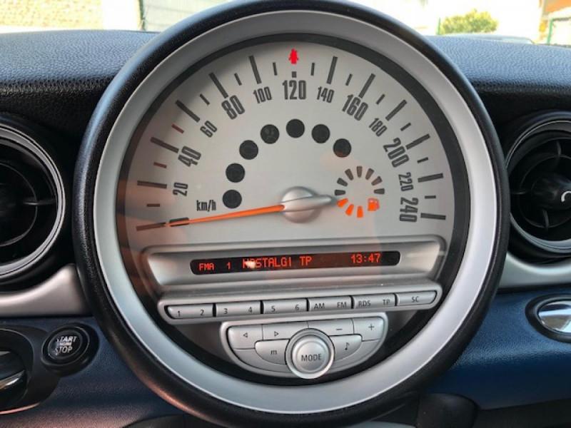 Photo 18 de l'offre de MINI MINI CLUBMAN COOPER D 1.6D110   à 6750€ chez Triplo auto
