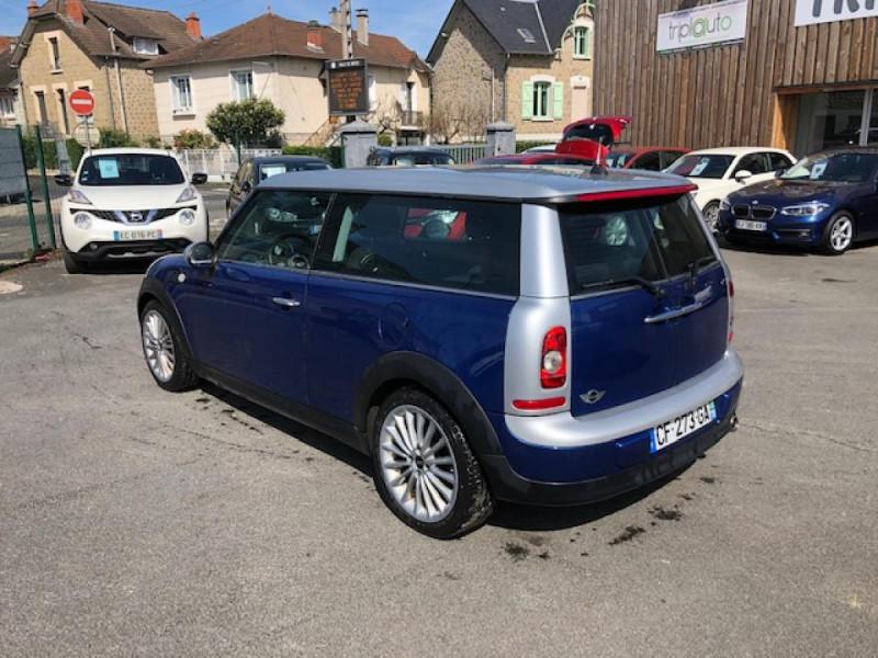 Photo 3 de l'offre de MINI MINI CLUBMAN COOPER D 1.6D110   à 6750€ chez Triplo auto