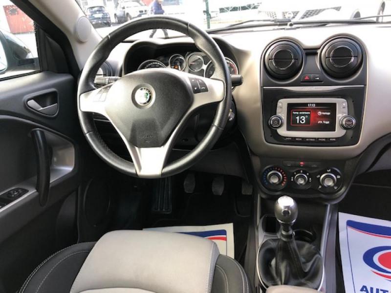 Photo 15 de l'offre de ALFA ROMEO MITO 1.4 MPI - 78 S/S  DISTINCTIVE  à 6990€ chez Triplo auto