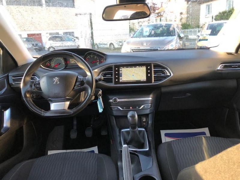 Photo 14 de l'offre de PEUGEOT 308  1.6 BLUEHDI S&S - 100  ACTIVE BUSINESS GPS  à 10850€ chez Triplo auto