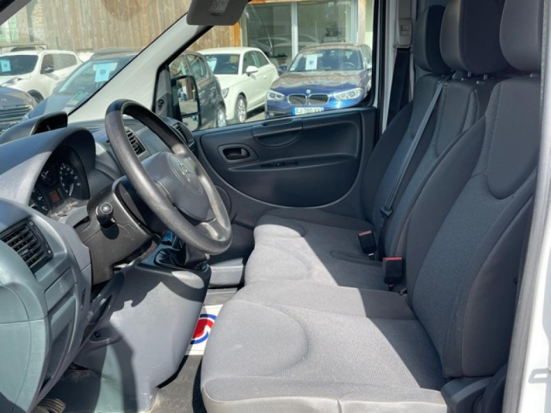 Photo 16 de l'offre de CITROEN JUMPY L1H1 1.6 HDI FAP - 90  CONFORT  à 10850€ chez Triplo auto