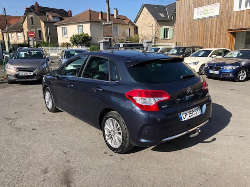 Photo 3 de l'offre de CITROEN C4  1.6 E-HDI FAP - 115   EXCLUSIVE  à 7490€ chez Triplo auto