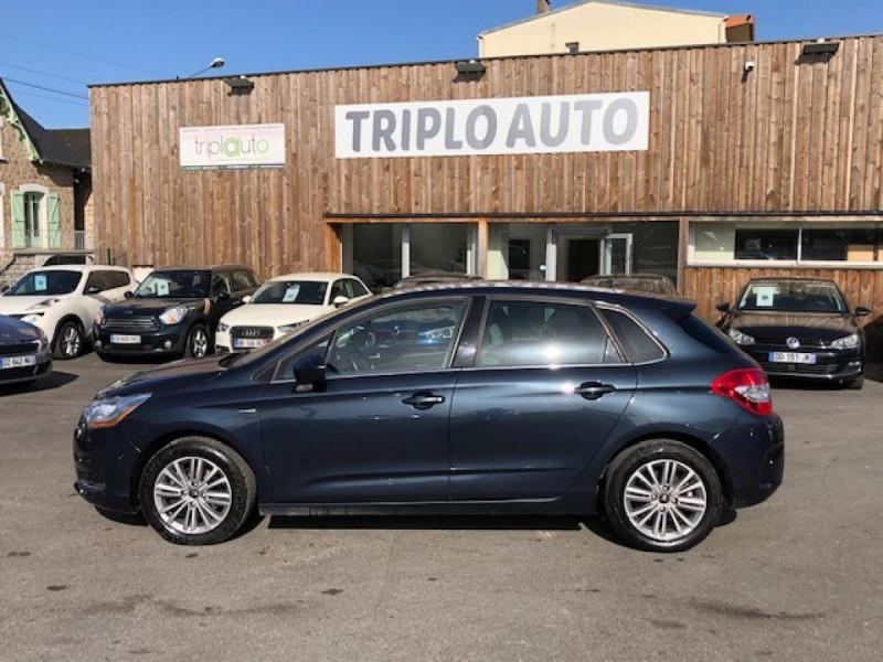 Photo 2 de l'offre de CITROEN C4  1.6 E-HDI FAP - 115   EXCLUSIVE  à 7490€ chez Triplo auto