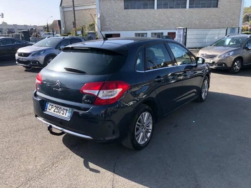 Photo 5 de l'offre de CITROEN C4  1.6 E-HDI FAP - 115   EXCLUSIVE  à 7490€ chez Triplo auto