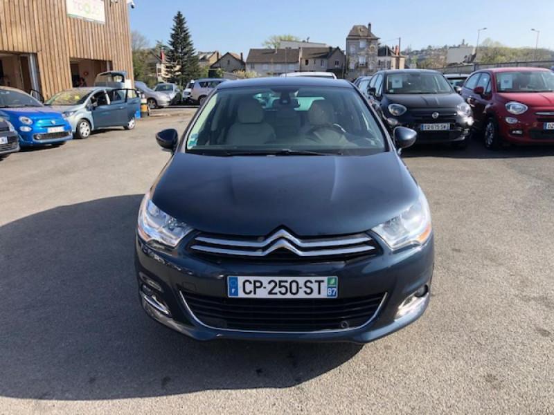 Photo 8 de l'offre de CITROEN C4  1.6 E-HDI FAP - 115   EXCLUSIVE  à 7490€ chez Triplo auto