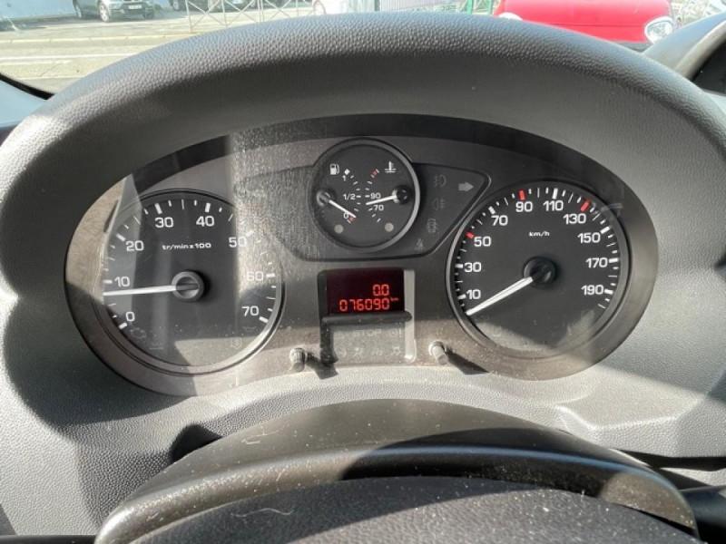 Photo 17 de l'offre de CITROEN JUMPY L1H1 1.6 HDI FAP - 90  CONFORT  à 10850€ chez Triplo auto