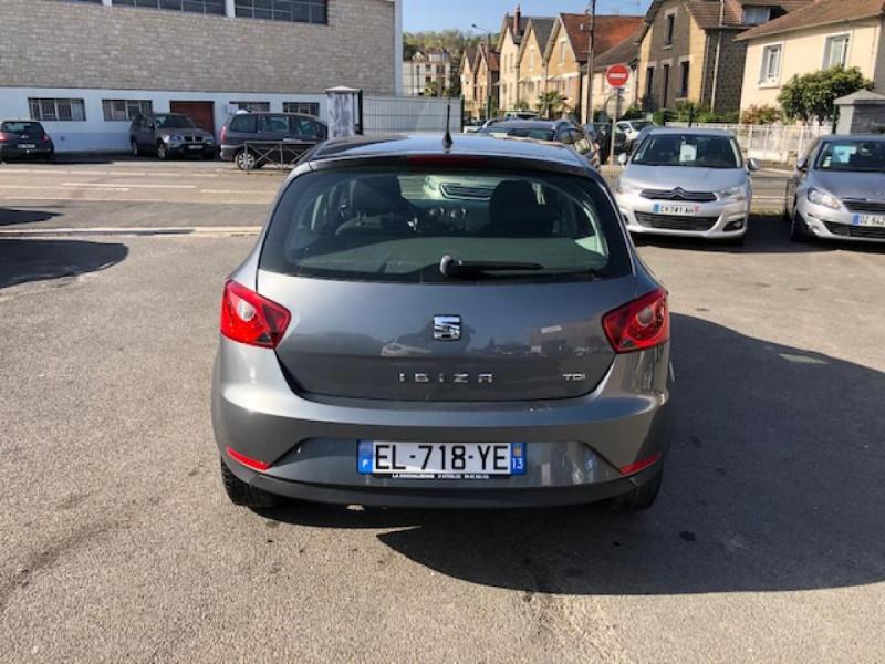 Photo 4 de l'offre de SEAT IBIZA 1.6 TDI 105  STYLE CLIM à 7990€ chez Triplo auto