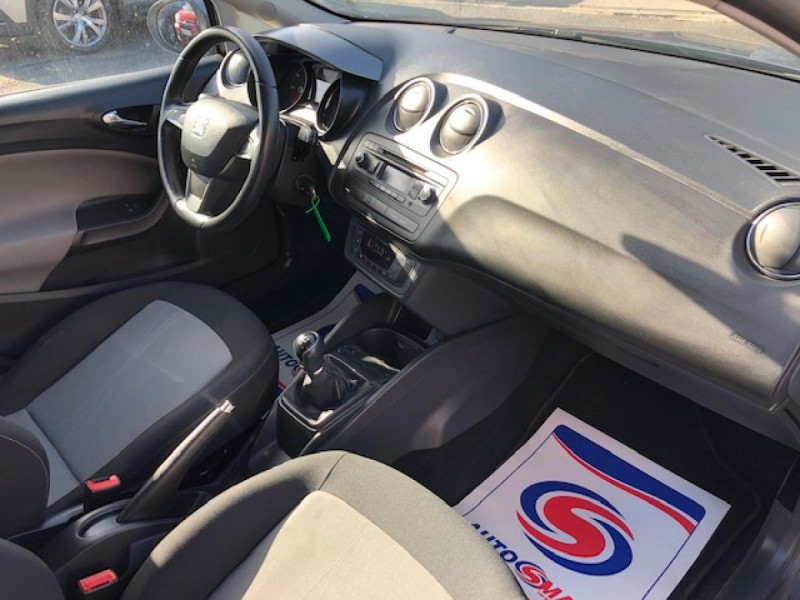 Photo 11 de l'offre de SEAT IBIZA 1.6 TDI 105  STYLE CLIM à 7990€ chez Triplo auto