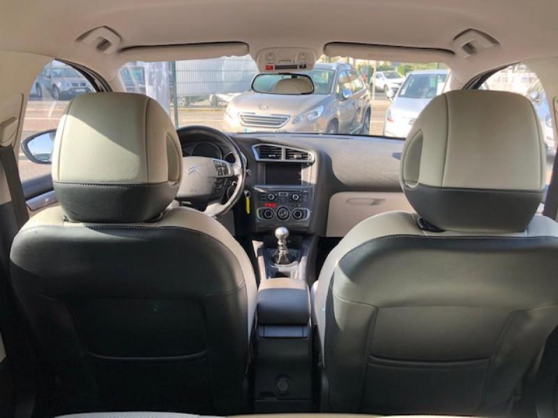 Photo 10 de l'offre de CITROEN C4  1.6 E-HDI FAP - 115   EXCLUSIVE  à 7490€ chez Triplo auto