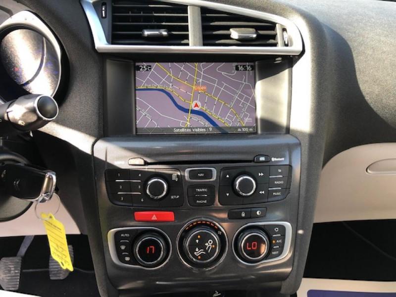 Photo 17 de l'offre de CITROEN C4  1.6 E-HDI FAP - 115   EXCLUSIVE  à 7490€ chez Triplo auto