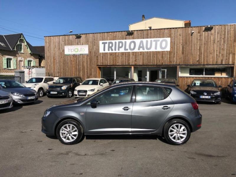 Photo 2 de l'offre de SEAT IBIZA 1.6 TDI 105  STYLE CLIM à 7990€ chez Triplo auto