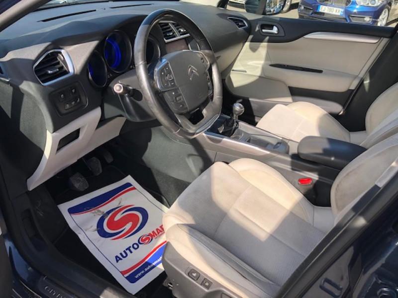 Photo 14 de l'offre de CITROEN C4  1.6 E-HDI FAP - 115   EXCLUSIVE  à 7490€ chez Triplo auto