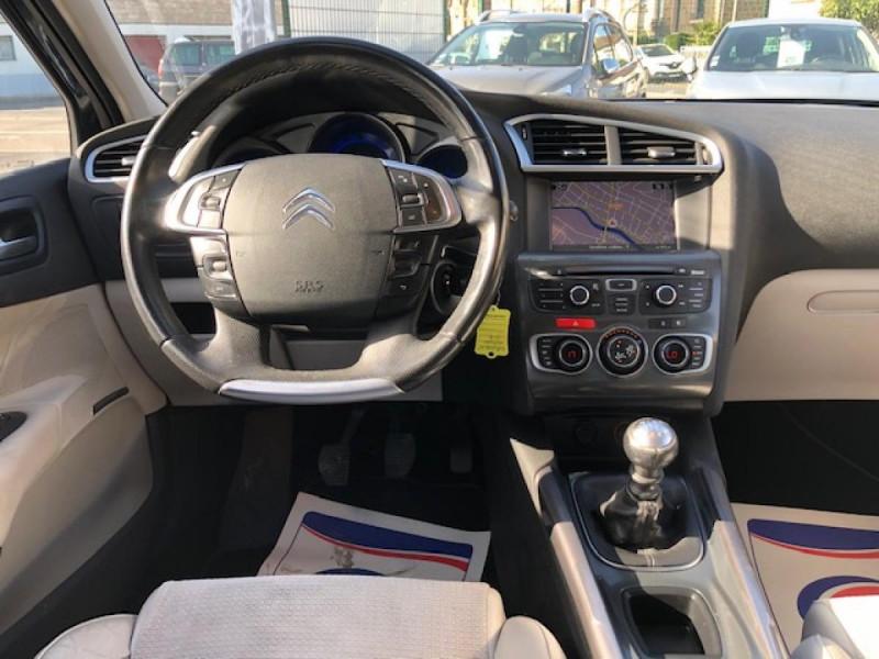 Photo 15 de l'offre de CITROEN C4  1.6 E-HDI FAP - 115   EXCLUSIVE  à 7490€ chez Triplo auto