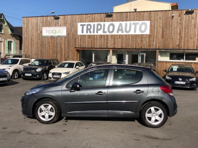 Photo 2 de l'offre de PEUGEOT 207  1.4 VTI 16V  ALLURE   à 6990€ chez Triplo auto