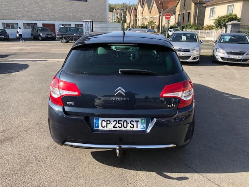 Photo 4 de l'offre de CITROEN C4  1.6 E-HDI FAP - 115   EXCLUSIVE  à 7490€ chez Triplo auto