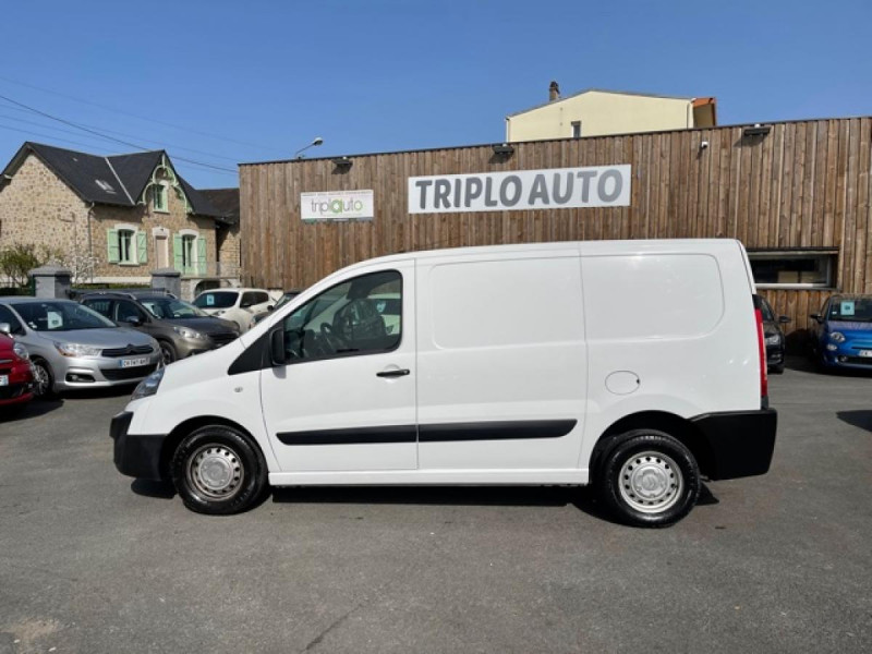 Photo 2 de l'offre de CITROEN JUMPY L1H1 1.6 HDI FAP - 90  CONFORT  à 10850€ chez Triplo auto