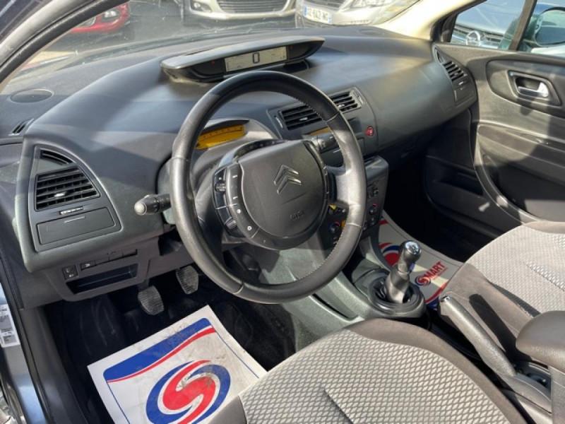 Photo 17 de l'offre de CITROEN C4  1.6I 16V - 110  PACK AMBIANCE CLIM RADAR RECUL  à 6350€ chez Triplo auto