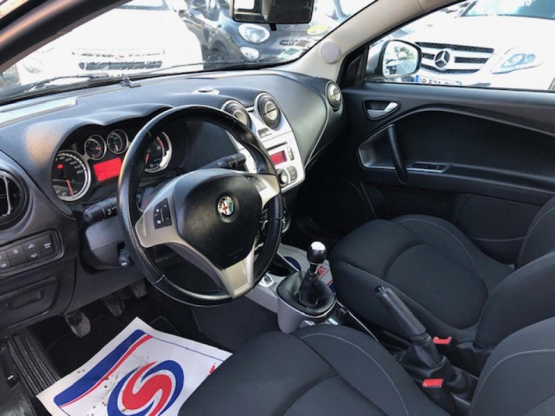 Photo 12 de l'offre de ALFA ROMEO MITO 1.3 JTDM - 95 S/S  DISTINCTIVE  à 6990€ chez Triplo auto