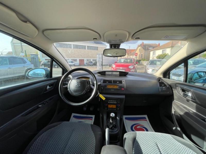 Photo 15 de l'offre de CITROEN C4  1.6I 16V - 110  PACK AMBIANCE CLIM RADAR RECUL  à 6350€ chez Triplo auto