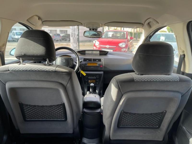 Photo 10 de l'offre de CITROEN C4  1.6I 16V - 110  PACK AMBIANCE CLIM RADAR RECUL  à 6350€ chez Triplo auto