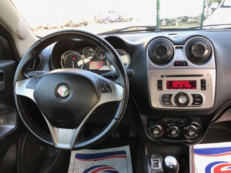 Photo 16 de l'offre de ALFA ROMEO MITO 1.3 JTDM - 95 S/S  DISTINCTIVE  à 6990€ chez Triplo auto