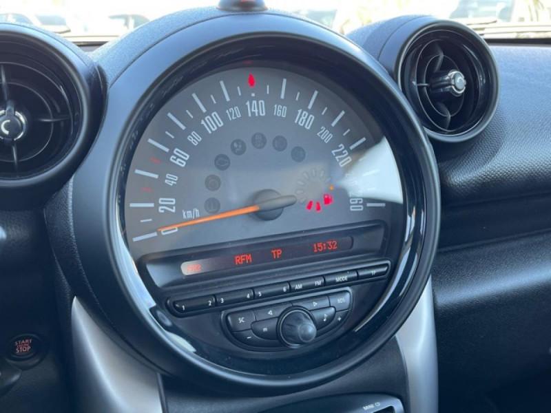 Photo 25 de l'offre de MINI MINI PACEMAN 1.6 D FAP - 112  PACEMAN R61 COUPE COOPER D  à 13450€ chez Triplo auto