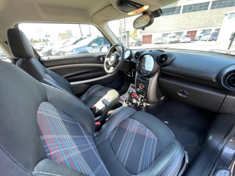 Photo 14 de l'offre de MINI MINI PACEMAN 1.6 D FAP - 112  PACEMAN R61 COUPE COOPER D  à 13450€ chez Triplo auto