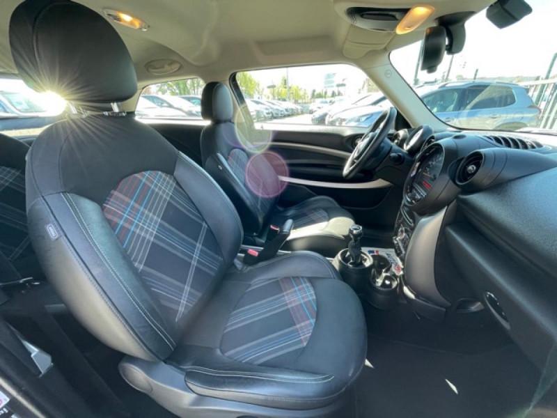 Photo 13 de l'offre de MINI MINI PACEMAN 1.6 D FAP - 112  PACEMAN R61 COUPE COOPER D  à 13450€ chez Triplo auto