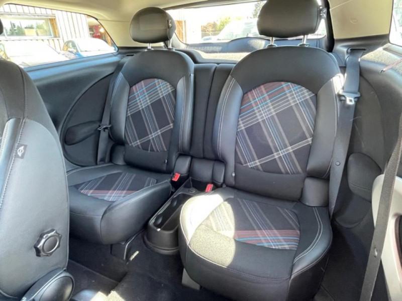 Photo 11 de l'offre de MINI MINI PACEMAN 1.6 D FAP - 112  PACEMAN R61 COUPE COOPER D  à 13450€ chez Triplo auto